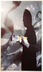 نمایشگاه خوشنویسی و نقاشیخط استاد مهدی فلاح