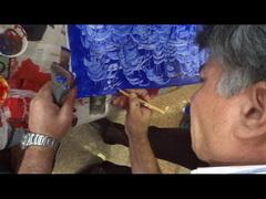 اسکرین شات فیلم دومین ورک شاپ نقاشیخط
