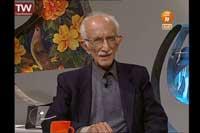 حضور استاد امیرخانی در برنامه سفید شبکه آموزش